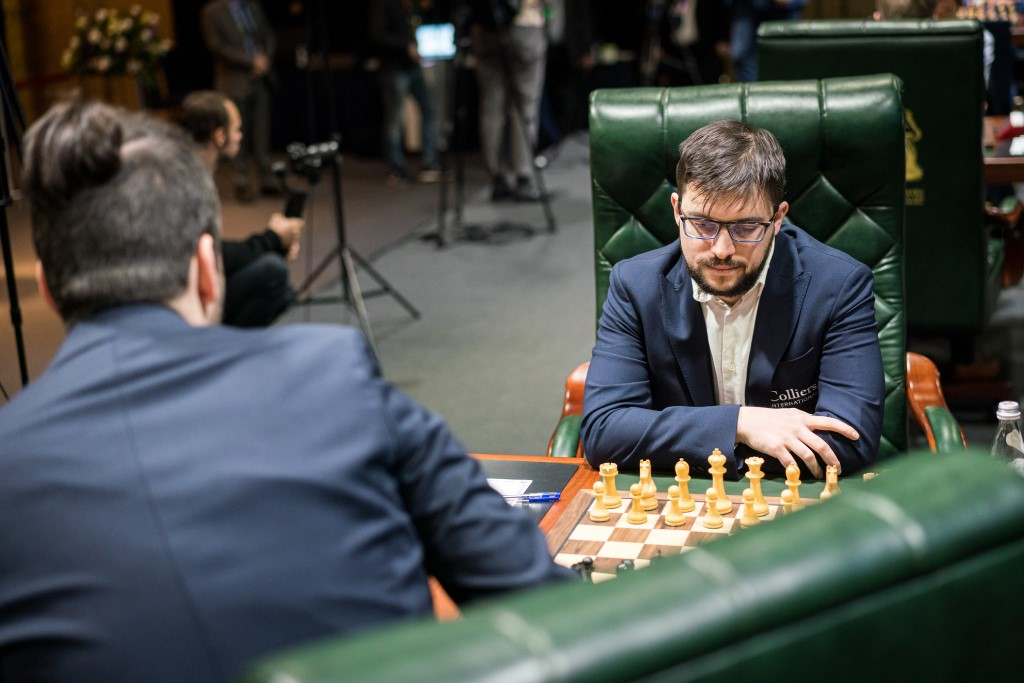 Maxime Vachier-Lagrave, Ian Nepomniachtchi