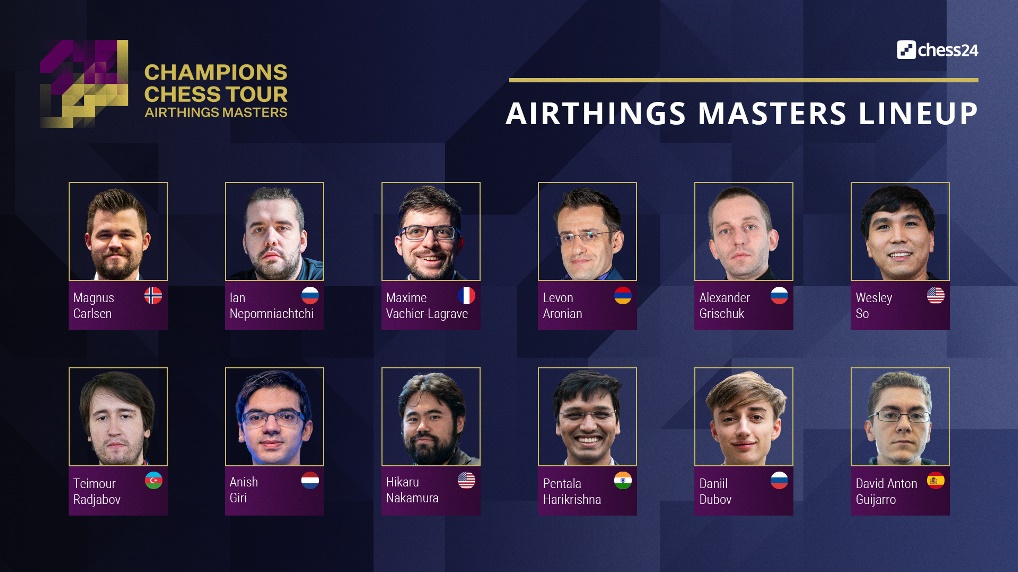 Airthings Masters 2021